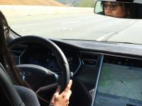 Tesla's version S Has New Autopilot Tech–and i just Sat behind The Wheel