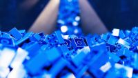 Charting fifty two Years Of Lego Brick colours