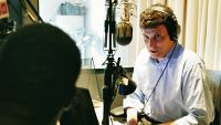 """the new Yorker"" Editor David Remnick Has a brand new Gig: Radio Host"