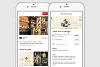 Pinterest location Pins Now permit customers To Contact & to find local outlets