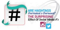 Are Hashtags Overrated And Overused? The surprising effect Of Social Media #'s