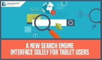 a brand new Search Engine Interface solely For tablet customers