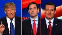 Decoding The Facial Expressions Of The GOP Candidates