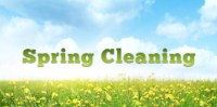 Spring cleansing: clean up Your tradition