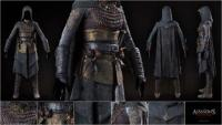 Assassin's Creed Movie: Close Up With Maria's Assassin Costume