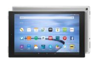 Amazon Fire HD 10 With a Metallic Shell and 64GB Storage
