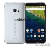 HTC Nexus 2016 Leaked Render Shows HTC 10-esque Design