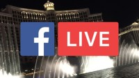 Report: Facebook signs major deals for its live streaming service