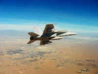 Secret military tests in California could affect planes' GPS