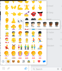 How to Turn Off the New Facebook Messenger Emoticon Emoji