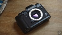 24 hours with Fujifilm's X-T2 mirrorless camera
