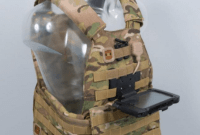 BAE Systems debuts wearable charging tactical vest