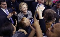 FBI talks to Hillary Clinton about her private email server