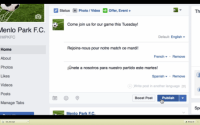 Facebook is making it easier to post in multiple languages