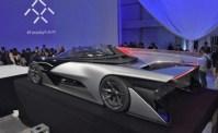 Faraday Future partners with a Formula E team