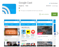 Google Cast 1.16.7 APK Download Adds Support for TVs and Brings Bug Fixes