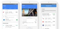 Google helps you find deals on flights and hotels