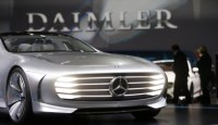 Mercedes to show its Tesla-fighting electric sedan in September