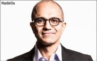 Microsoft CEO Nadella's First Book 'Hit Refresh' Scheduled For Release In 2017
