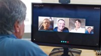 Microsoft launches Skype Meetings, a group video chat tool