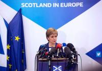 Nicola Sturgeon Wants Scotland to Remain in the E.U.—But the E.U. Isn't Sure