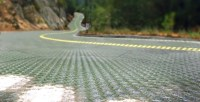 Solar road technology comes to Route 66