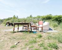 In The Calais Refugee Camp, Refugees Are Constructing Amazing Shelters