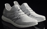 Adidas shows off the first shoe made at its robot factory