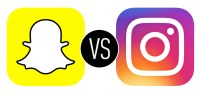 The Story On Stories: Snapchat Vs. Instagram