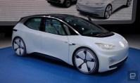Volkswagen's I.D. arrives in 2020 with up to 370 mile range