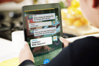 Amazon Launches Chat-Style Story App For Kids
