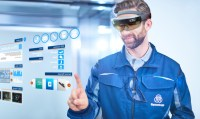 Going down: Bringing AR to elevator servicing with HoloLens