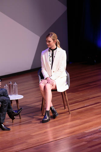 """""""Not Just Guys in Hoodies"""": Karlie Kloss Is Reimagining What Coders Look Like"""