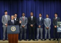 President Obama Says He'll Be 'Invested' in My Brothers Keeper Work for Life