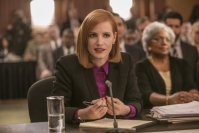 Review: Jessica Chastain Dazzles in Miss Sloane, an Elegantly Scripted Drama for Grown-ups