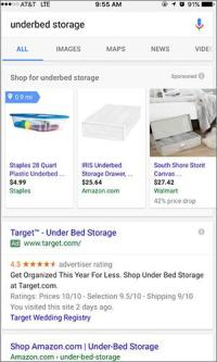 Amazon Seen Testing Google Product Listing Ads