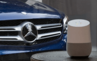 Mercedes-Benz Offers Google Assistant Integration