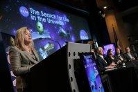 NASA's chief scientist Ellen Stofan leaves the agency