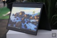 Toshiba's Portege X20W is a sleek, durable convertible