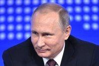 Vladimir Putin Sent Seasons Greetings to America Amid Worsening Relations With President Obama