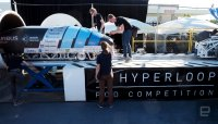 SpaceX's Hyperloop competition finally puts pods in the tube
