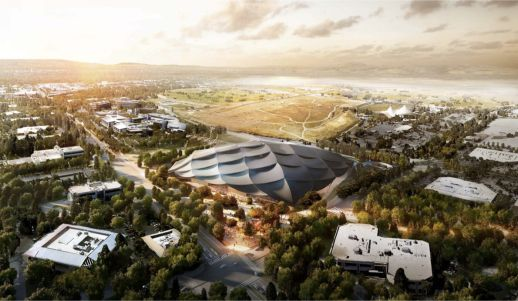 Google reveals the latest plans for its futuristic campus