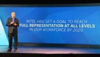 Intel meets some of its key diversity goals