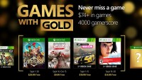 Xbox Live Games With Gold For March 2017