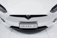 You can open the frunk on a Tesla Model X with just a screwdriver