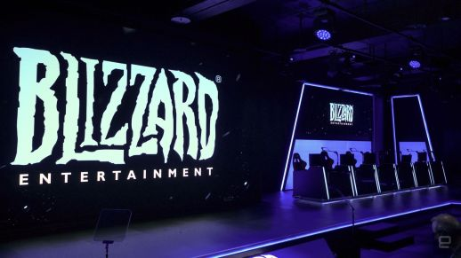 Blizzard's first eSports stadium opens for 'Overwatch'