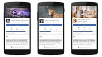 Facebook opens up donations for personal needs