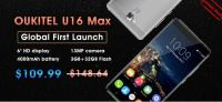 First Global Launch Of OUKITEL U16 Max Starts At Just $109.99