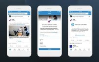 LinkedIn Uses Member Data To Populate Mobile Lead-Gen Forms