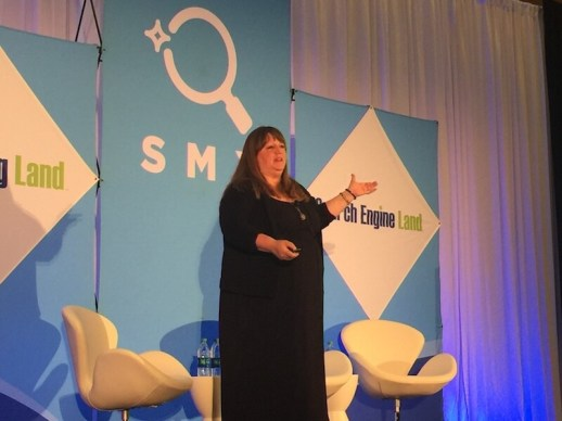 Kristine Schachinger SMX West 2017